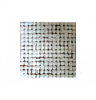 Placa pt perete White Patina 42x42x0.5 cm, 1 buc., Decoration,
