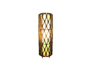 Lampa rotunda de masa, 1 buc