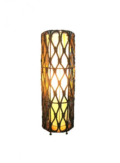 Lampa rotunda de masa, 1 buc, Table Lamp,