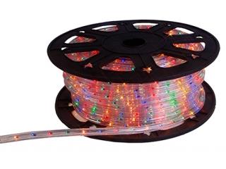 Decor tub luminos pe rola Multicolor, 45m, 1 buc