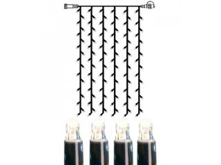 Draperie-LED 2x1m 102Lum x 0.08W 25m, 1 buc