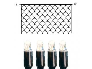 Draperie-LED, 100 Luminite 2x1m, 8 Watt, 1 buc
