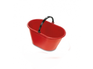 Basket with handle 34x54 cm, 20 lt, 1 pcs.