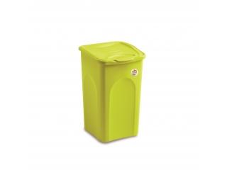 """""""Primavera"""" Cos verde pt rufe 28x35cm h40cm 25L, 1 buc."""