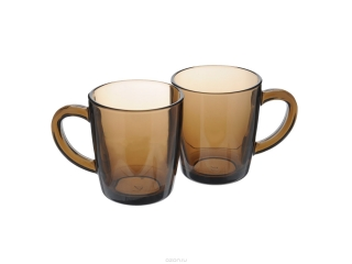 "Set mugs ""Basic Bronze"" 350 ml, 2 pcs."