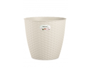 "Flower pot ""Natural"" 29*26.5h cm, 1 pc."