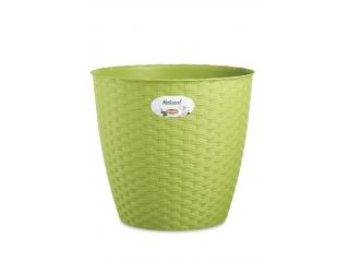 """Flower pot """"Natural"""" 29*26.5h cm, 1 pc."""