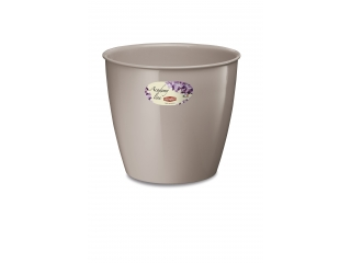 "Flower pot ""Academy Lux"" 18*17h cm, 1 pc."