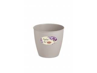 "Flower pot ""Academy"" 16*15h cm, 1 pc."