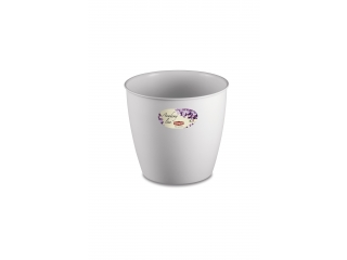 "Flower pot ""Academy"" 18*17h cm, 1 pc."