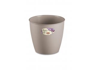 "Flower pot ""Academy"" 18*17h cm, 1 pc."