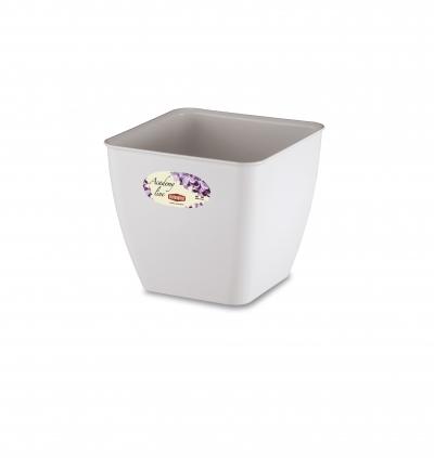 """Flower pot """"Academy"""" 16*16*15h cm, 1 pc., Ghivece,"""