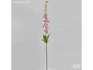 """Floare artificiala """"Digitalis"""" pink h107 cm, 1 buc."""