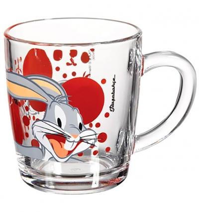 """Cana """"Basic Bugs Bunny""""  350 ml, 1 pcs.   , Cani pentru ceai şi cafea,"""
