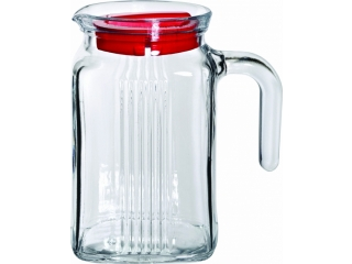"Jug with cover ""Refrigerator"" 600 ml, 1 pcs."