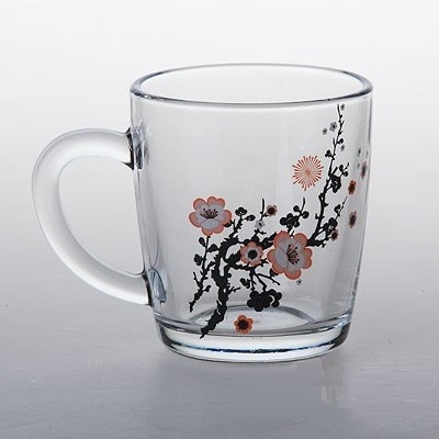 "Set mugs ""Basic Workshop Sakura"" 350 ml, 2 pcs. , Tea and coffee mugs,"