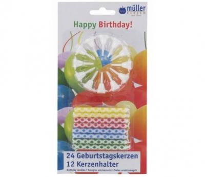 Set luminari Birthday, 1 set, Holidays,