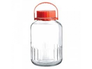 "Jar with cover ""Harvest"" 8000 ml, 1pcs."