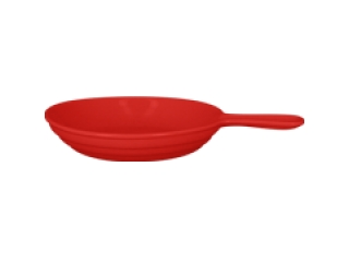 """Chefs fusion""Tigaie t/r 24 cm. Red, 1buc."