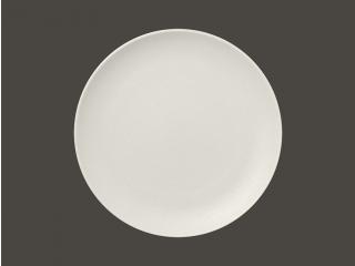 """Neo fusion""Farfurie plata rotunda 29 cm. White, 1buc."
