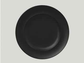 """Neo fusion""Farfurie plata rotunda 29 cm. Black, 1buc."