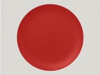 """""""Neo fusion""""Platou t/r 31 cm. Bright Red, 1buc."""