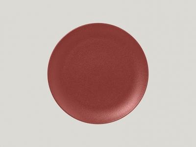 """Neo fusion""""Platou 24 cm. Dark Red, 1buc., NEO FUSION,"""