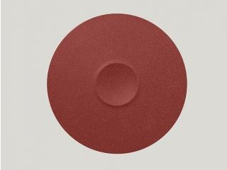 """""""Neo fusion""""Platou 30 cm. Dark red, 1buc."""