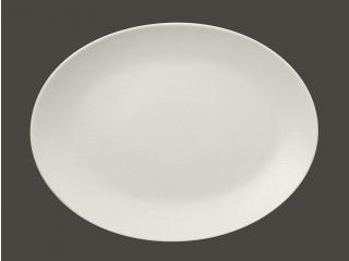 """""""Neo fusion""""Platou oval 36 cm. White 1buc."""