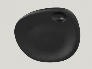 """""""Neo fusion""""Platou 31*26,5  cm.,Black 1buc."""