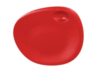 """""""Neo fusion""""Platou 31*26,5  cm.,Red 1buc."""