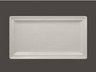 """""""Neo fusion""""Platou dreptunghiular 38 cm.White, 1buc."""