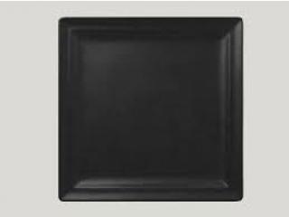 """Neo fusion""Platou patrat 30 cm Black,1buc."