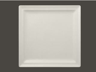 """Neo fusion""Platou patrat 30 cm. White,1buc."