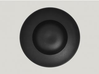 """Neo fusion""Farfurie adinca 26cm. Black 1buc."