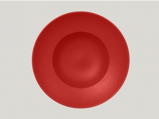 """Neo fusion""Farfurie adinca 26cm. Red 1buc."