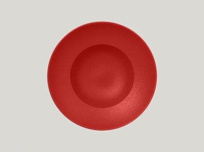 """Neo fusion""Farfurie adinca 23cm.Red 1buc., NEO FUSION,"