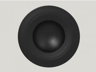 """Neo fusion""Farfurie adinca 29cm. Black 1buc."