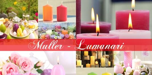 Lumânările sunt cele mai solicitate accesorii Cele mai interesante idei de decor le poți realiza utilizând diverse culori
