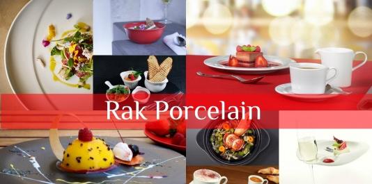 RAK Porcelain Colecții inovatoare de veselă,dedicate profesioniștilor!