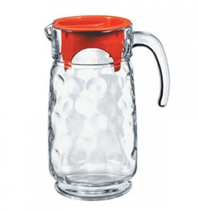 """Rings"" Ulcior cu capac 1700ml, 1 buc. 1/6, Decanters, pitchers,"