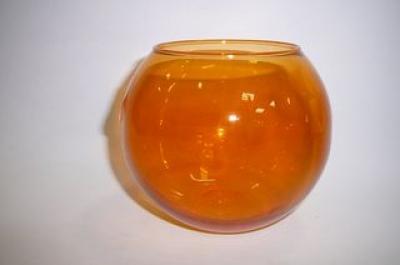 """Flora "" Vaza , 1 pcs. orange 1/12, Vaze,"