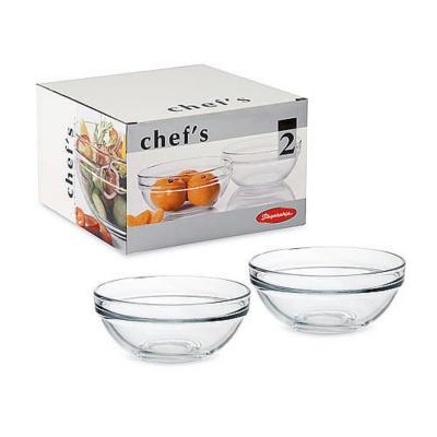"""Set salatiere """"Chefs"""", 2 pcs, Platouri, salatiere, boluri, vase pentru fructe și desert,"""