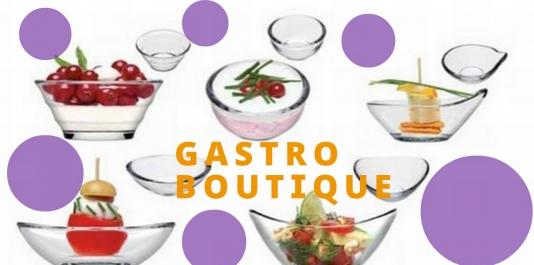 Creaza un nou concept de decorare  folosind o abordare inovatoare şi moderna cu seria Gastro Boutique !