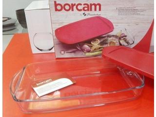 """""""Borcam"""" Vas t/r cu capac silicon, 1 buc.1/6"""