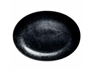 """""""Karbon"""" Platou oval 36*27 cm, 1 buc."""