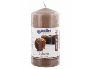 Luminare parfumata chocolat 110/55 mm, 1 buc