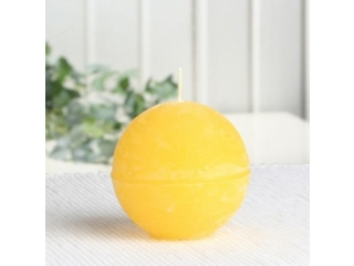 "Luminare-bol ""Polar"" Yellow 136 mm, 1 buc"