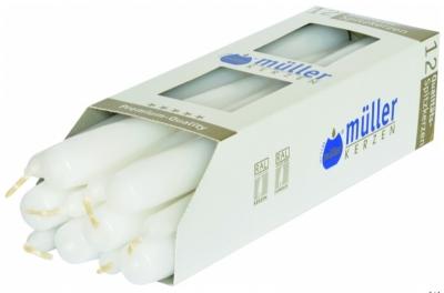 Luminare-conica White 245 mm, 1 buc, Lumanari Conice,