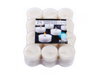 Set luminari White, 24 piese